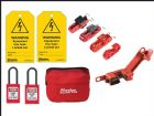 Electrical Lockout / Tagout Kit 9-Piece